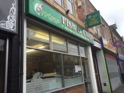 Cypriana Fish Bar