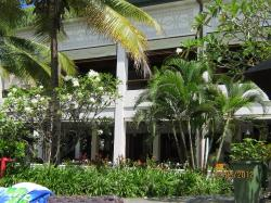 Lagoon Restaurant - Sofitel Fiji
