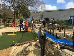 Captain's Bay Adventure Golf