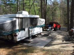 Lake Powhatan Recreation Area & Campground