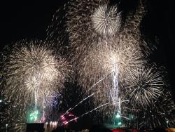 Enoshima Fireworks