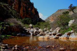 Chochlakies Gorge