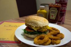 Charly's Homemade Burger