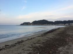 镰仓海滨公园由比滨区