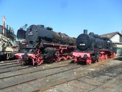 Eisenbahnmuseum Darmstadt Kranichstein