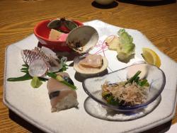 Charcoal cuisine and sushi Aburiya Main shop