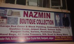 Nazmin Boutique Collection