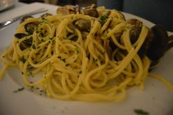 Pasta and Muscles