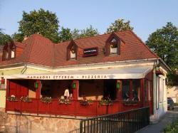 Mahagóni étterem