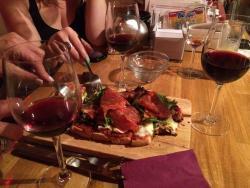 les sens des vins