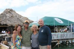 Scott & Jodie, Kelly & Sandy