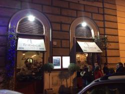 Tribeca Cafe