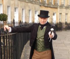 Bath Regency Walking Tours