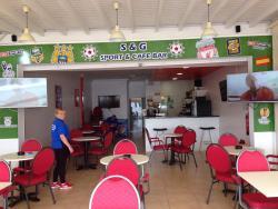 S & G Sport & Cafe Bar