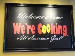 We're Cooking- Fountain City