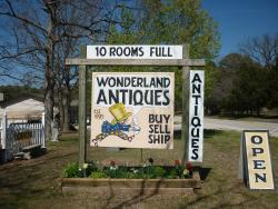 Wonderland Antiques