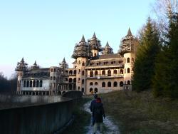 Zamek w Łapalicach
