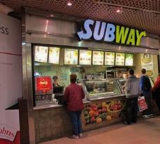 Subway - St. Johns Precinct