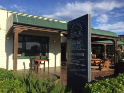 Hislops Wholefood Cafe