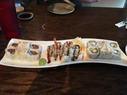 Inaho Sushi & Hibachi