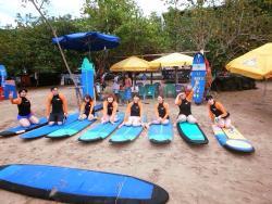 Pulau Biru Surf