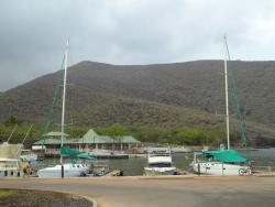Manele Small Boat Harbor
