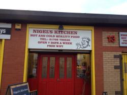 Nigel's Kitchen