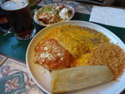 Plaza Bonita mexican restaurant