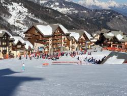 Ski Area Valmeinier
