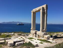 Ναός του Απόλλωνα - Πορτάρα