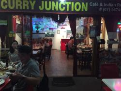 Curry Junction Cafe & Indian Restaurant
