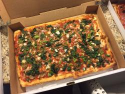 Santucci Original Square pizza