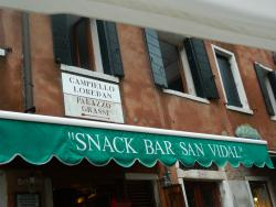 Snack Bar San Vidal