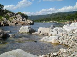 Playas y Balnearios de Tanti