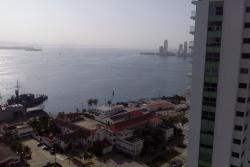 Vista para o mar e localização. Única coisa positiva do hotel.