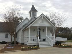 Historic Corolla Chapel