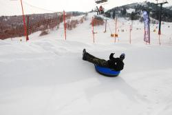 Wasatch Parc Snow Tubing