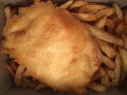 The fisherman's fish & chips