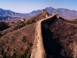 Beijing walking and Great Wall Tour