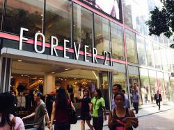 Forever 21商店