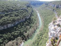 Mirador del Cañón del Ebro