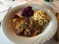 Restaurant Romantisches Schwarzwaldhotel
