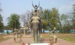 War Elephants Monument