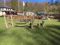 Tumlepladsen i Riis Skov