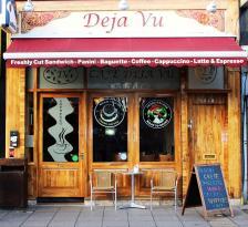 Deja Vu cafe