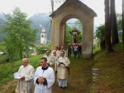 Via Crucis di Anzino