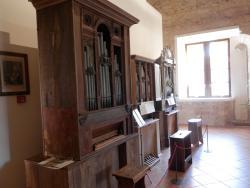 Museo degli Organi Santa Cecilia