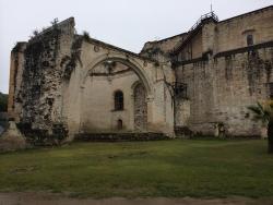 Ex-Convento de San Juan Bautista Coixtlahuaca.