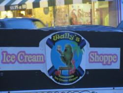 Wally's Ice Cream Shop