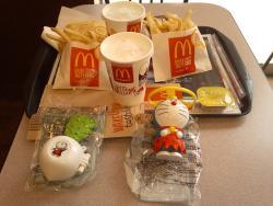 McDonald's Rakurakuen